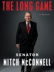 """""""The Long Game: A Memoir"""" by Senate Majority Leader"""