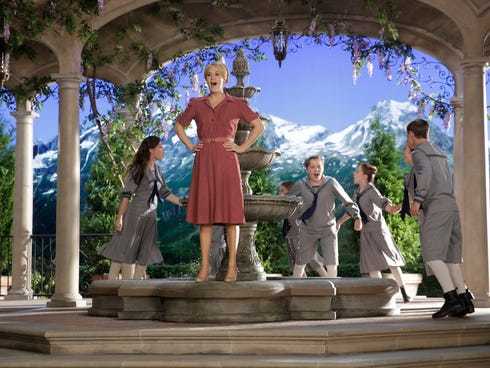 Thursday's live broadcast of 'The Sound of Music' was a ratings win for NBC, with 18.5 million viewers. Now NBC plans a new musical for next year.