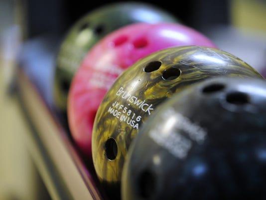 Bowling balls 1