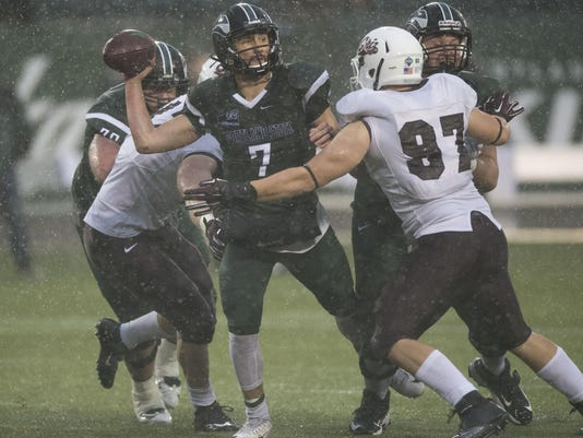 NCAA Football: Montana at Portland State
