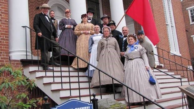 Songs and Stories of a Civil War Hospital event planned for Aug. 18 at Christ Lutheran Church.