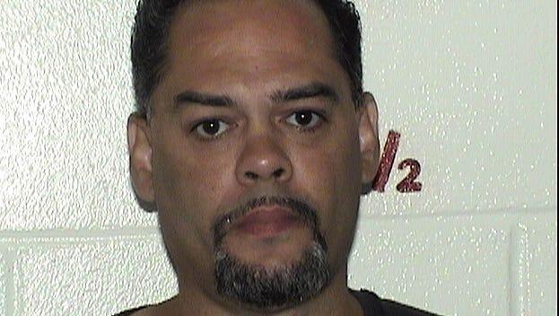 Burglary suspect Richard Thomas Sterling.