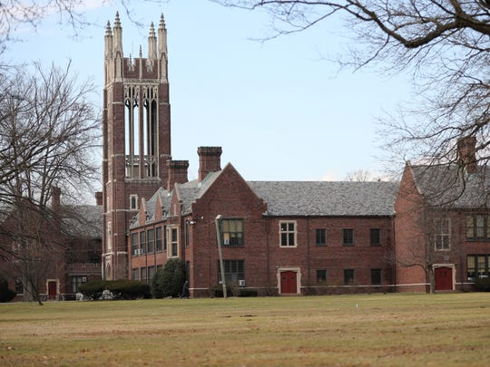 Englewood's Dwight Morrow High School has maintained a send-receive relationship with Englewood Cliffs since the 1960s.