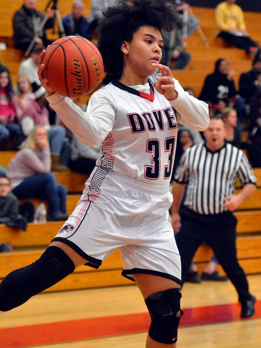 York Catholic vs Dover girls' basketball