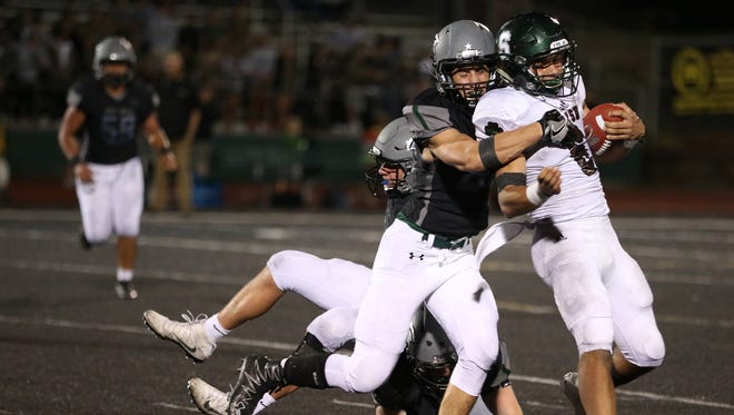 West Salem falls to Sheldon 35-8 in a non-league game on Friday, Sept. 16, 2016.