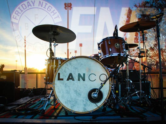 Country group LANCO brings its headlining tour to the Seven Flags Events Center in Clive in Oct. 26, 2018.