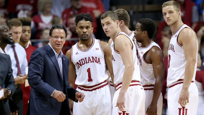 Tom Crean and the Hoosiers welcome IPFW to Assembly Hall on Wednesday.