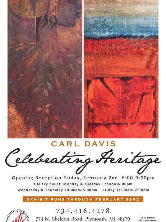 Carl Davis Poster