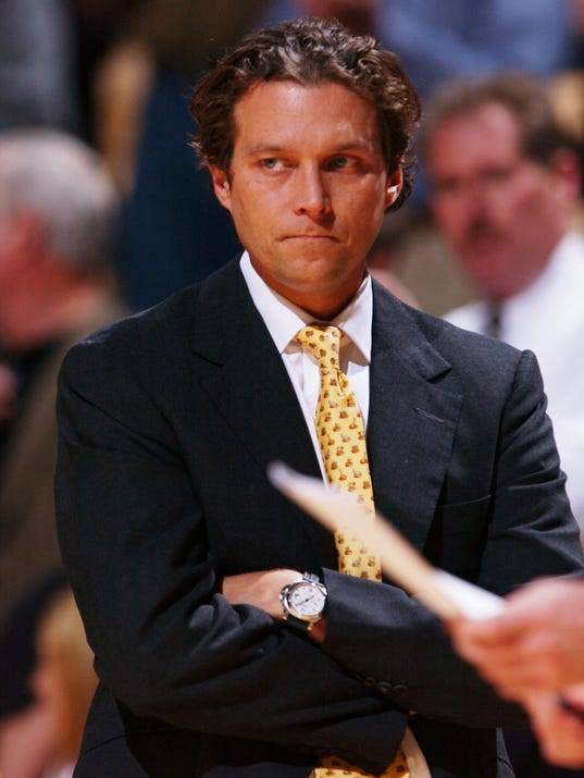 Quin Snyder hired as Utah Jazz head coach