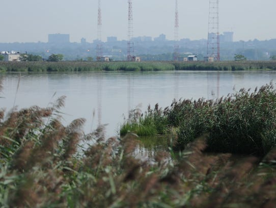 The EPA has been studying the Hackensack River to see