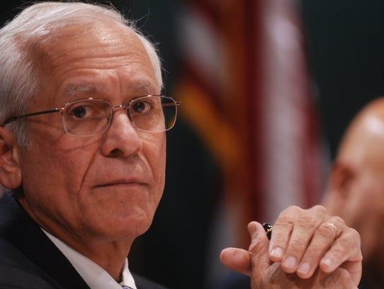 U.S. Third Circuit Court of Appeals judge Julio Fuentes