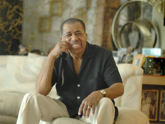 "From 2008: Singer, Ben E. King, of """"Stand By Me"""""