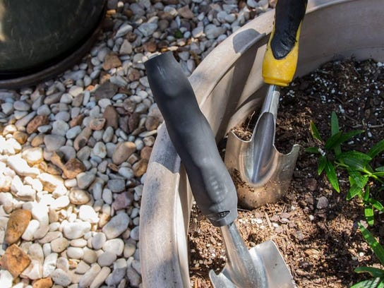 Re-Grip Garden Spade