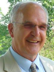 Former GOP state Rep. Dennis Keschl of Belgrade, Maine,