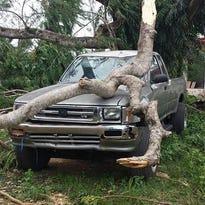 Typhoon Soudelor reader photos