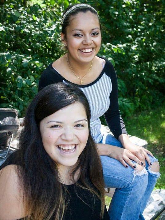 sisters vertical