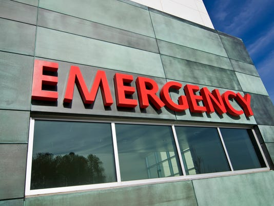 ER Health Stock Photo