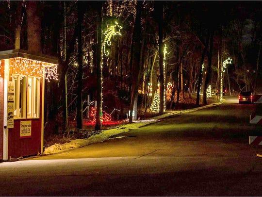 Lights in Lincoln Park, running Nov. 25-Dec. 29 at