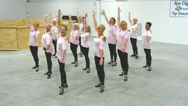 Spa City Senior Tappers