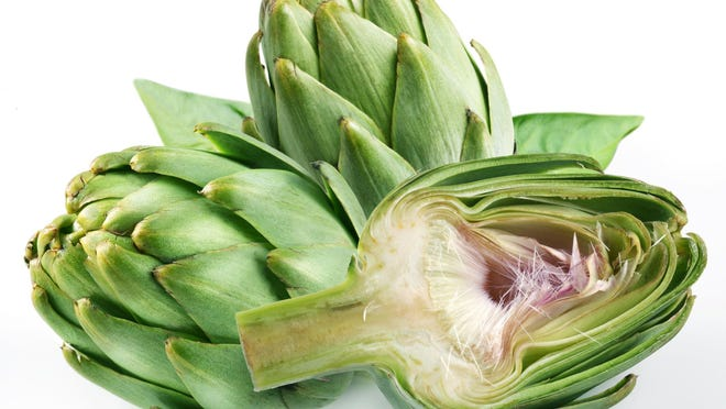 Artichokes are actually flower heads and belong to the thistle family. California accounts for more than 99 percent of the country's commercial production.