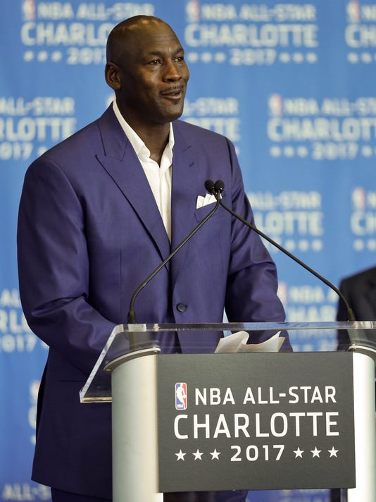AP CHARLOTTE NBA ALL-STAR BASKETBALL S BKN USA NC