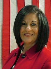 Arlene Cunningham is a Ward 3 alderwoman in Hendersonville.
