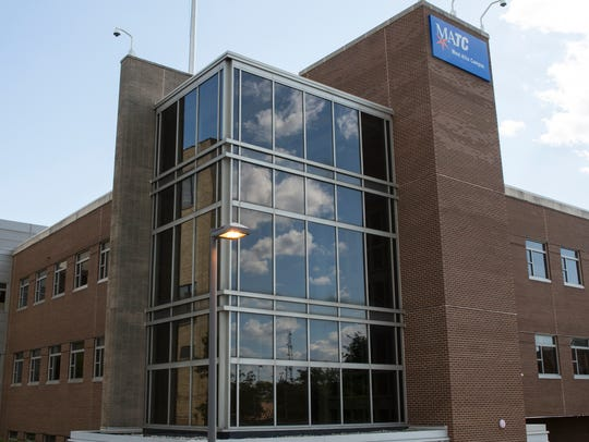 The MATC West Campus at 1200 S. 71st St., West Allis,