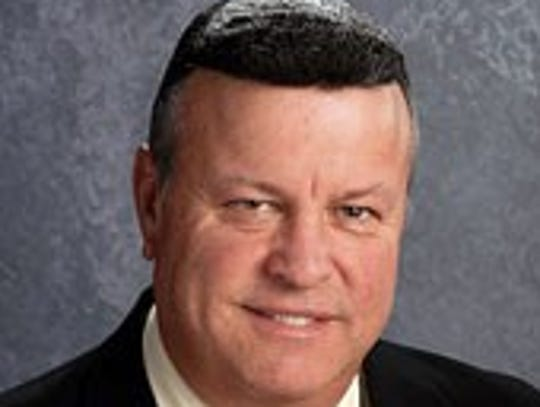 Michael J. Pfister, superintendent of the South River
