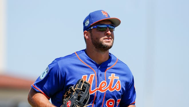 Tim Tebow will be assigned to the Class A Columbia (S.C.) Fireflies, the New York Mets' lower A-ball affiliate.