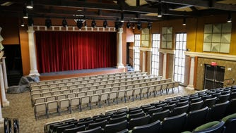 The Williamson County Performing Arts Center at Academy Park is now open.