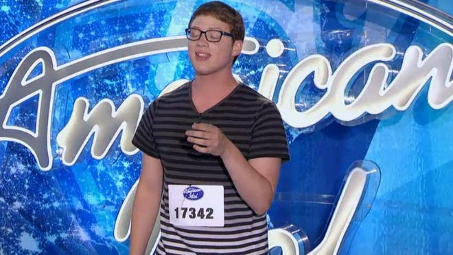 Manhattanville College sophomore Eric Lopez made it to Hollywood Week on Fox TV's 'American Idol.'