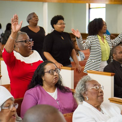 Historic First Baptist Church celebrates its 147th