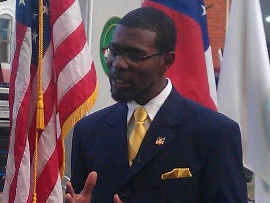 Mayor Chris Wright