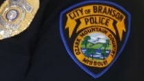 Branson Police Department patch as seen in a file photo.