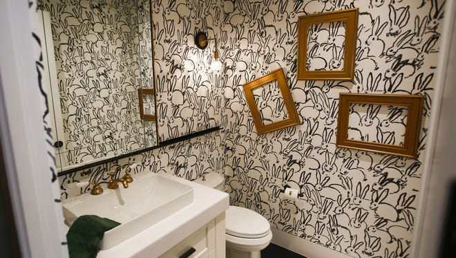 [EMBARGO UNTIL 4PM 2/26/2016] Scenes from inside Chateau on Central's Residence 18 designed by Beth McGehee and SB Design Studio on Thursday, Feb. 25, 2016, on Palm Lane and Central Avenue in Phoenix, Ariz.