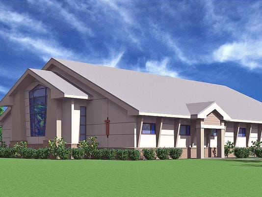 ARCHITECTURAL DRAWING FOR FNP0619NEWHOPE