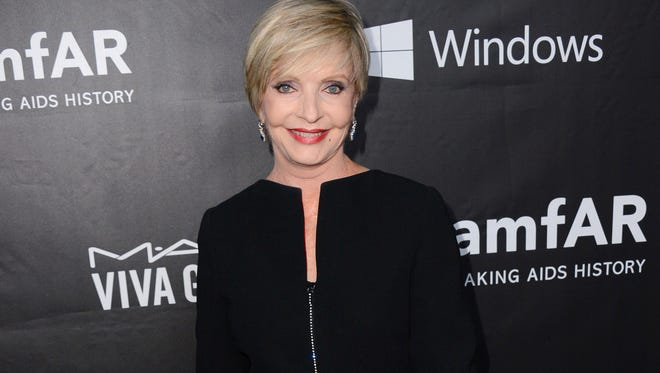 Florence Henderson, seen in a 2014 file photo, was remembered Saturday by Coyote Stageworks at the Annenberg Theater.