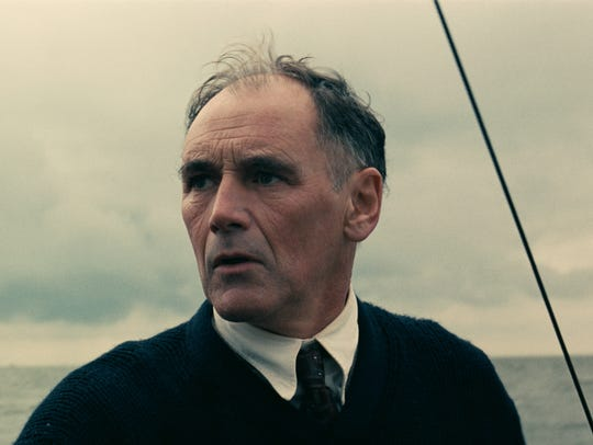 "Mark Rylance stars in ""Dunkirk."""