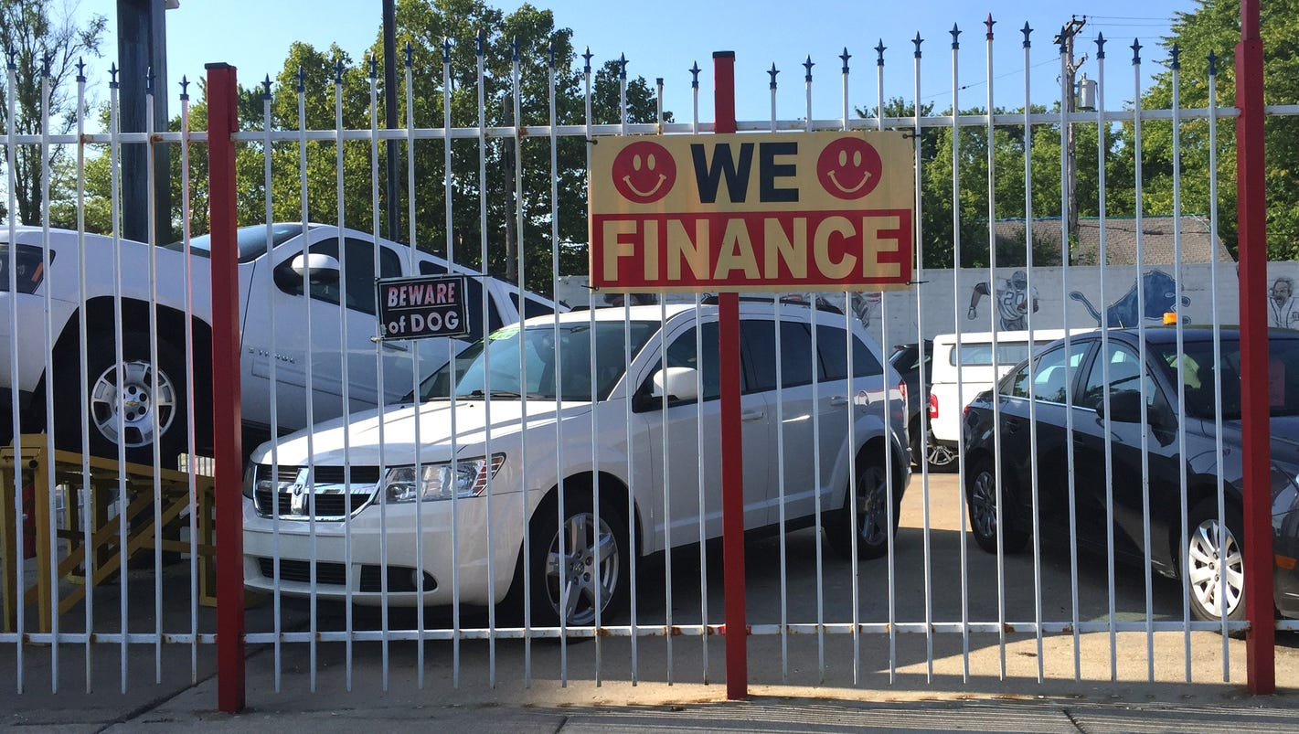 Bad credit jumping into a bad car loan could be easy for Des moines motors buy here pay here