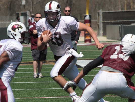 ULM 2015 Maroon and Gold Spring Game