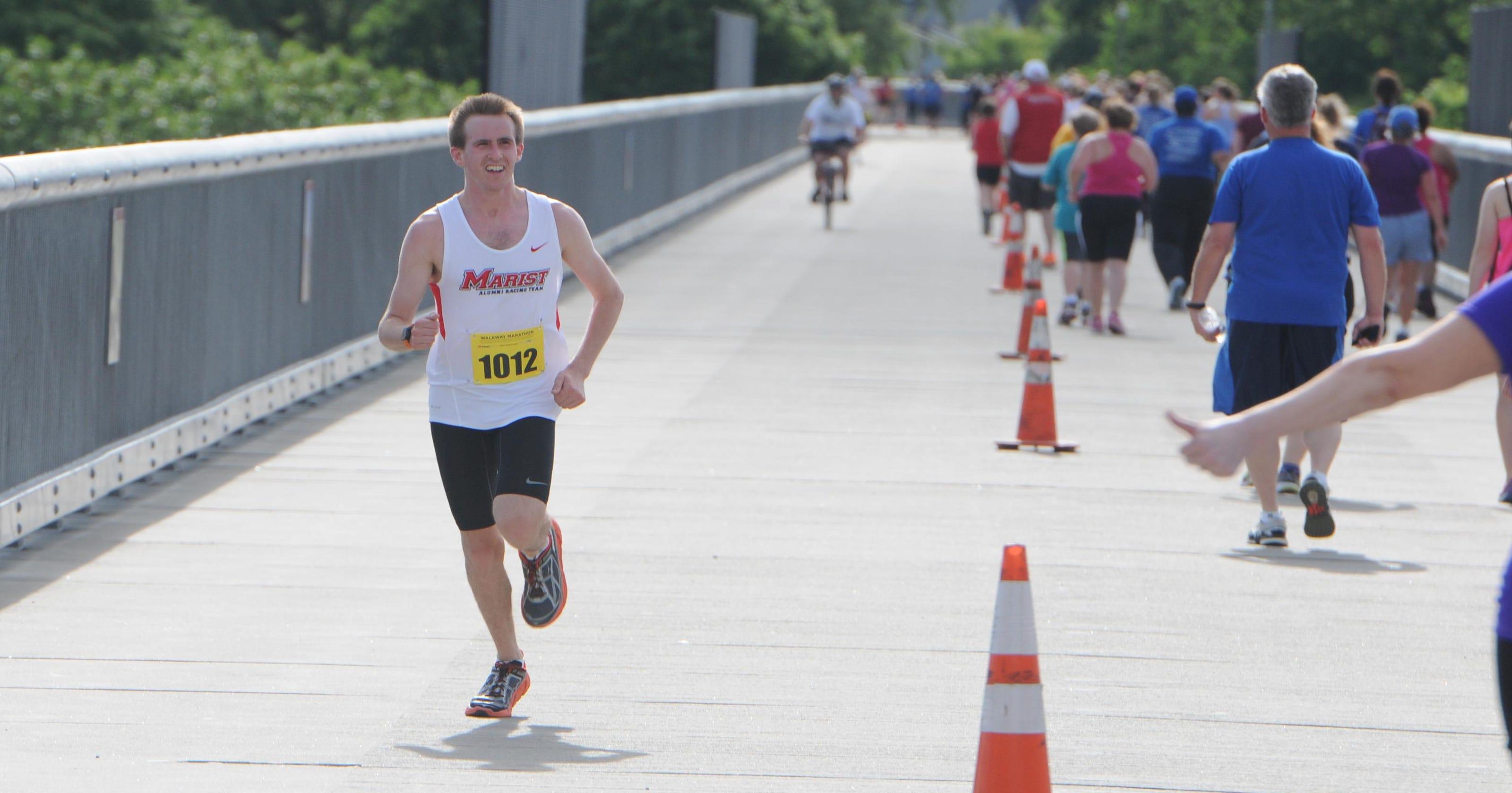 2015 Walkway Marathon Results
