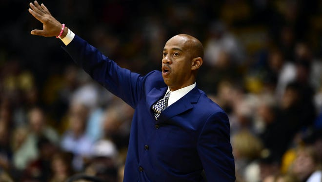 Jackson State coach Wayne Brent wants his team to push the temp more on offense this season.
