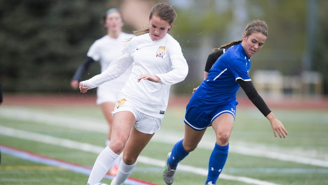 Rocky Mountain High School's Jade Gosar has verbally committed to play soccer at the University of Notre Dame.