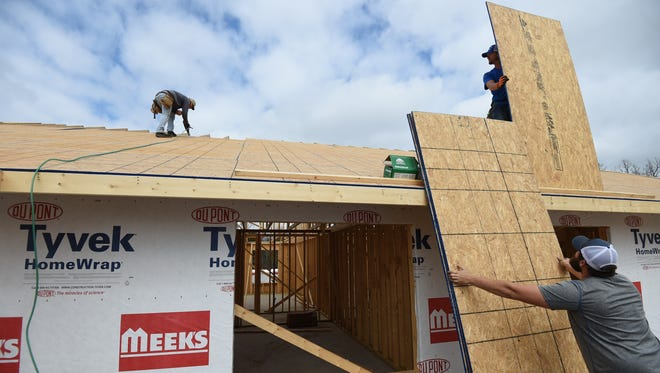 The state Senate next week will consider a bill that would prohibit counties and cities from  regulating many residential building design elements.