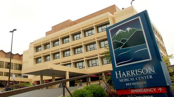 Harrison Medical Center in Bremerton.