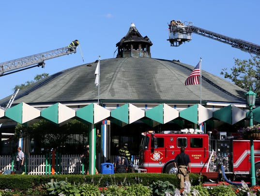 Playland fire