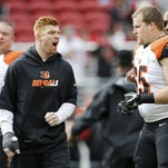 Bengals notes: Dalton in good spirits, kickers ready for Mile High
