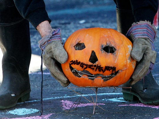 The Mickee Faust Club is presenting its 20th annual Punkin' Chuckin' on Sunday. It's family friendly and a fun way to get rid of your pumpkin (before it starts rotting up the house)!