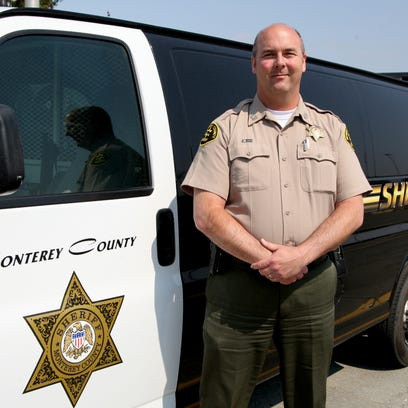 Monterey County Sheriff's Office Capt. Jim Bass attended