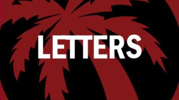 Letters to the Editor, Sunday, Aug. 20, 2017
